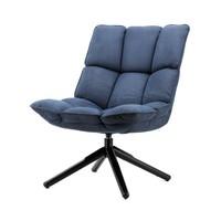 Daan fauteuil blauw