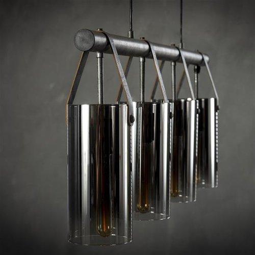 Max Wonen Glazen Hanglamp | Orlando | 4xØ20