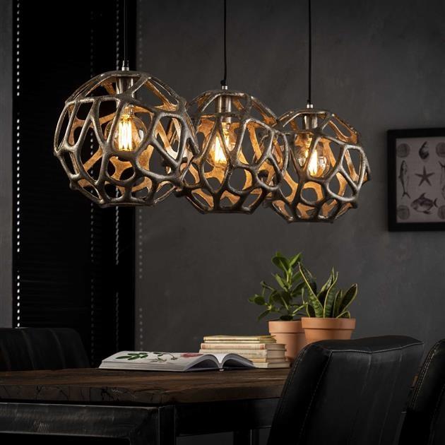 Hanglamp   Stockton   3xØ29