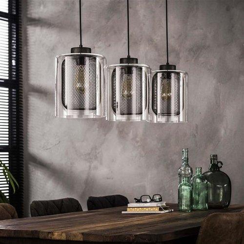 Max Wonen Glazen Hanglamp | Tampa | 3xØ20