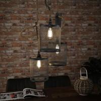 Hanglamp | Cleveland | 3xØ20