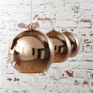 Max Wonen Glazen Hanglamp   Cincinnati   3xØ50