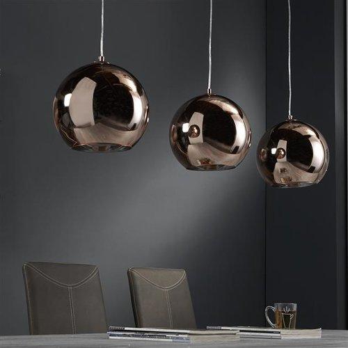 Max Wonen Glazen Hanglamp | Cincinnati | 3xØ50