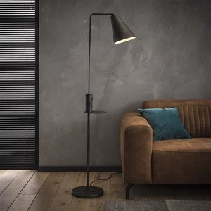 Max Wonen Moderne Vloerlamp | Yuma  | met USB-oplader | 1L