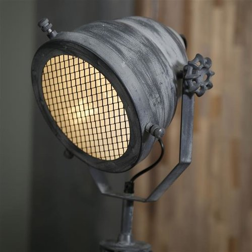 Industriële Vloerlamp | Albany | 1L