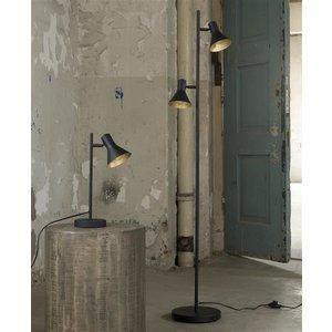 Max Wonen Metalen Vloerlamp | Charleston | 2L