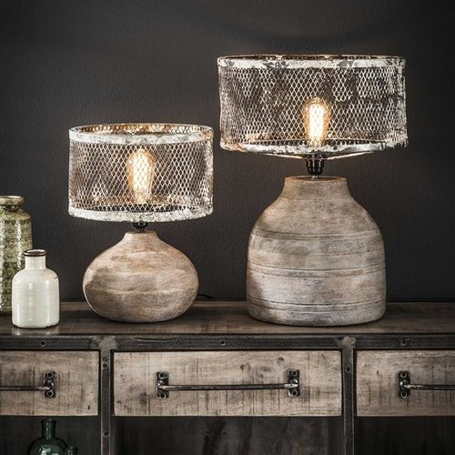 Max Wonen Vintage Tafellamp | Sioux | Ø31