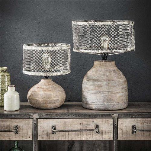Vintage Tafellamp | Sioux | Ø31