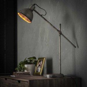 Max Wonen Metalen Tafellamp | Visalia | 1L