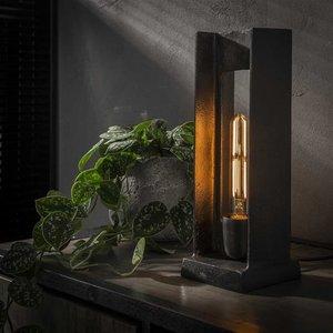 Max Wonen Industriële Tafellamp | Greenville | 1L