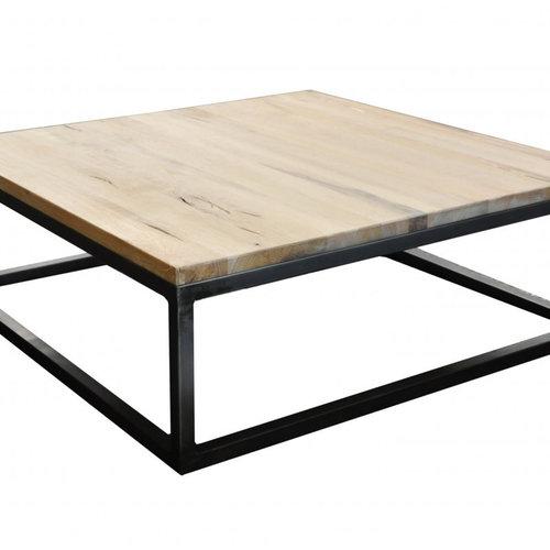 Vierkante salontafel kopen? Bekijk alle salontafels