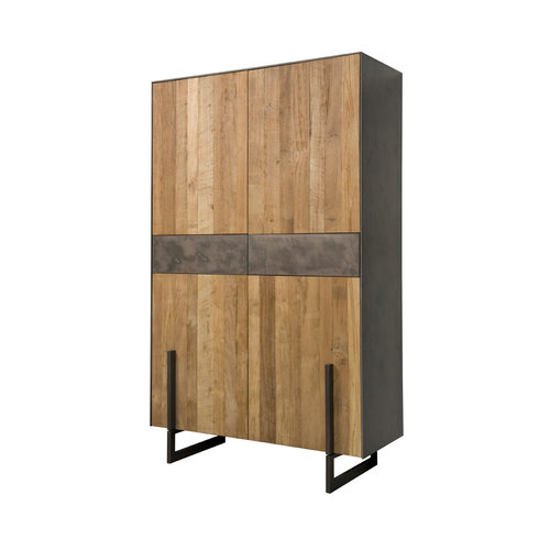 Tower Living Opbergkast modern Ora | 112x182 cm | Tower Living