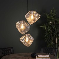 Glazen Hanglamp | Little Rock | 3L