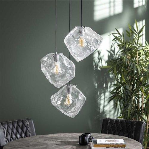 Max Wonen Glazen Hanglamp | Little Rock | 3L