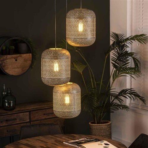Max Wonen Hanglamp | Cheyenne | getrapt 3L