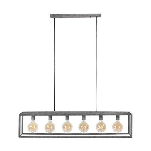Max Wonen Industriële Hanglamp | Lewiston | 6L