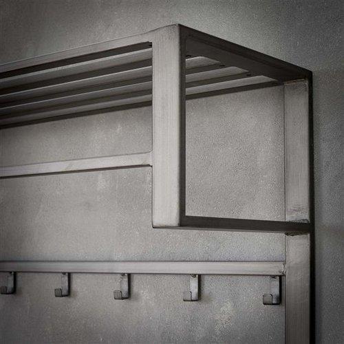 Max Wonen Kapstok | Oxford | 2x6 haken met roede