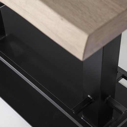 Eleonora Eleonora | Vierkante bartafel | 80x80 cm