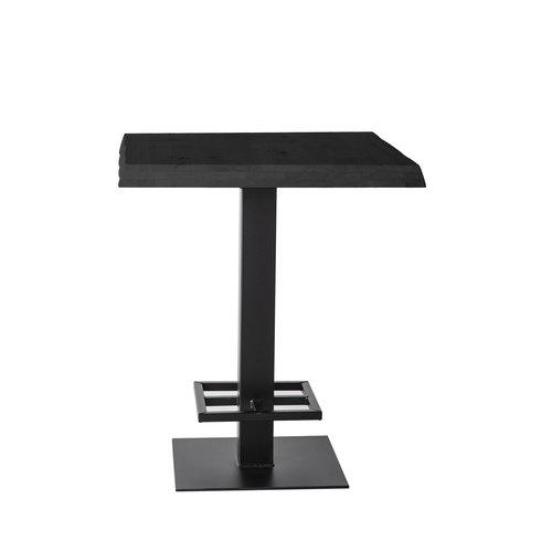 Eleonora Eleonora | Vierkante zwarte bartafel | 80x80 cm
