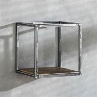 Wandplank | Vintage steel | 30 cm