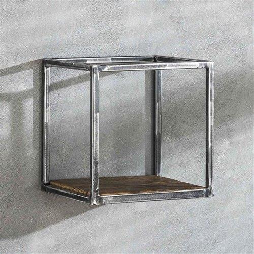 Max Wonen Wandplank | Vintage steel | 30 cm