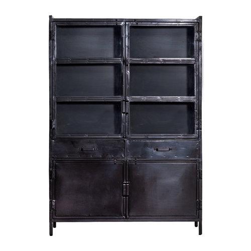 Eleonora Eleonora - Vitrinekast industrieel 125x180
