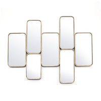 By-Boo | Burly Collection | Multi mirror
