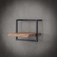Wandplank Edge | Zwevend | 40 cm