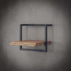 Max Wonen Wandplank Edge | Zwevend | 40 cm