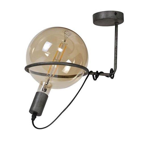 Max Wonen Metalen plafondlamp | Seattle | 1L | Twee formaten