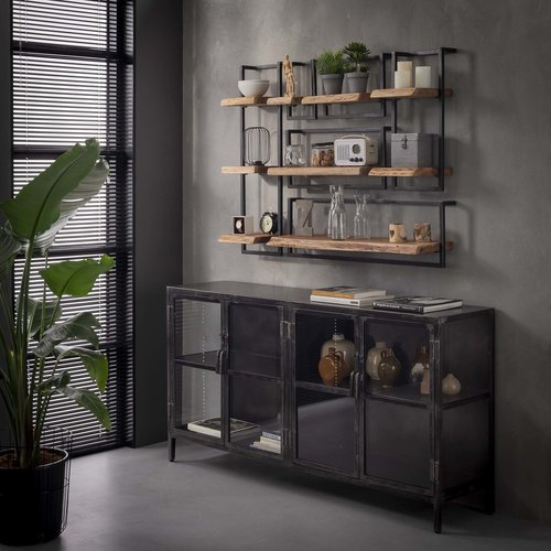 Boomstam look meubelen uit de Edge serie van Max Wonen