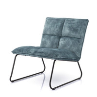 Fauteuil Ruby | Blauw
