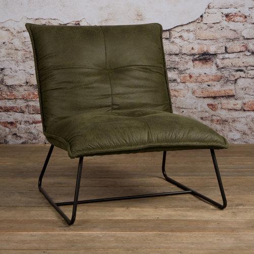 Seda fauteuil   Groen