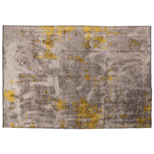 Karpi Vloerkleed Rousseau geel