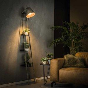 Wandlamp Clovis | 1L | Met ladder