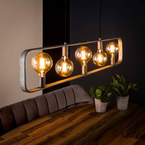 Metalen hanglamp | Lima 5L