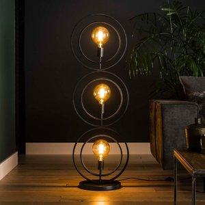 Metalen vloerlamp | Scranton 3L