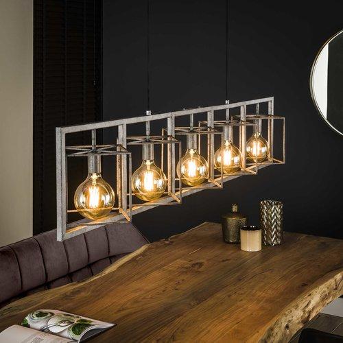 Metalen hanglamp | Bowdon 5L