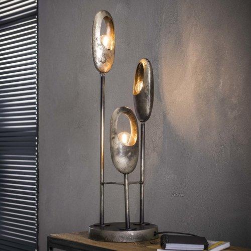 Metalen tafellamp | Brighton 3L
