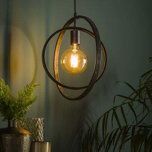 Metalen hanglamp | Scranton 1L