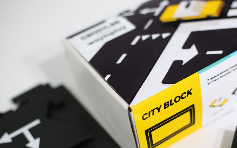 waytoplay X candylab Waytoplay X Candylab CITY BLOCK