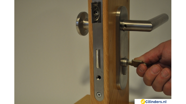 Cilinder of Cilinderslot vervangen - stappenplan -stap 3
