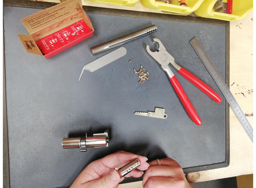 Maatwerk cilinders en cilindersloten