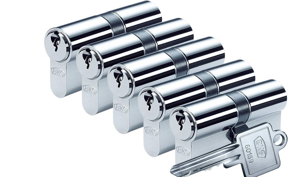 Sluitplan Sleutels en Cilinders