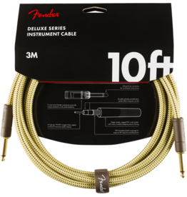 Fender Fender Deluxe 10' inst cable tweed