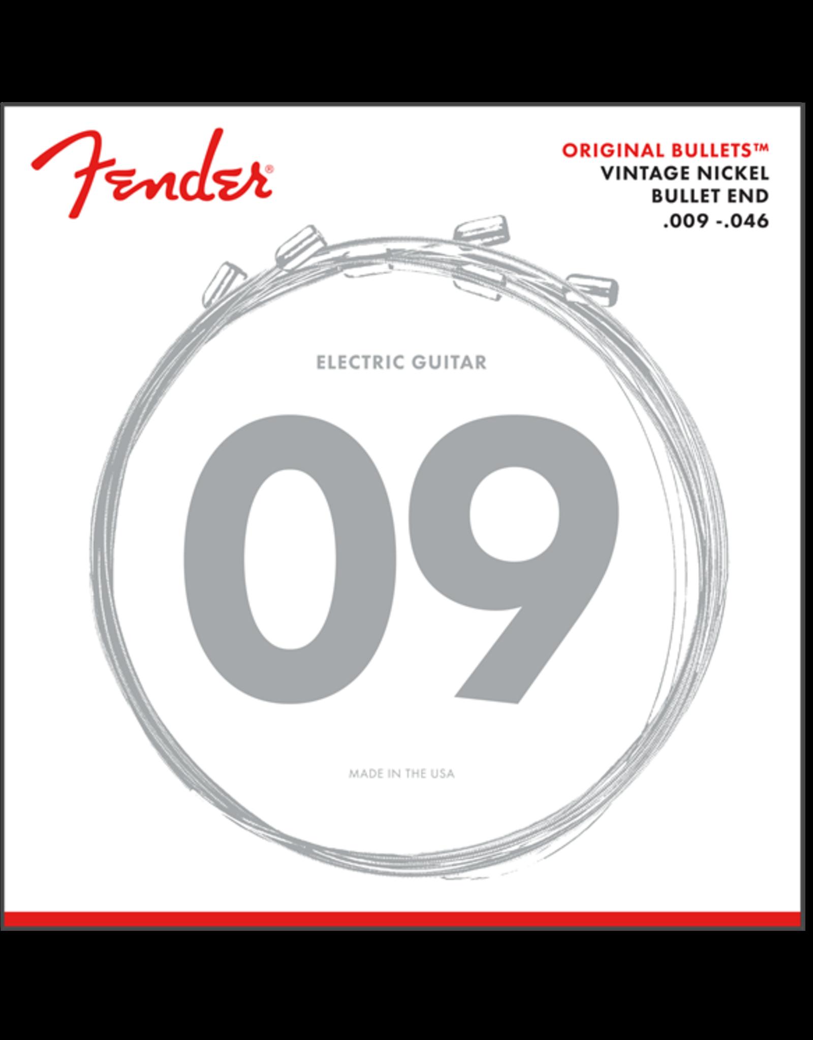 Fender Fender 3150LR Original Bullets 9-46