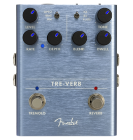 Fender Fender Tre-Verb Digital Tremolo/Reverb