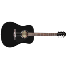Fender Fender CD-60 Dread V3 DS, Blk WN