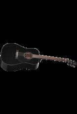 Fender Fender CD-60 Dread V3 DS, Blk WN
