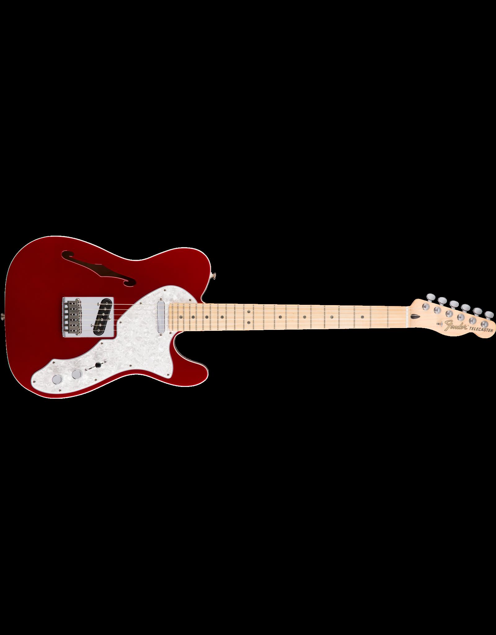 Fender Fender Deluxe Telecaster Thinline MN CAR